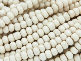 Natural Rondelle Wood Beads 6mm (WD921)