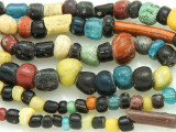 Old Burmese Glass Beads (RF770)
