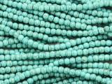 Turquoise Magnesite Round Gemstone Beads 3mm (GS4003)