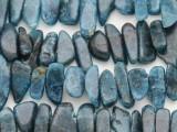 Apatite Petal Nugget Gemstone Beads 13-25mm (GS4019)
