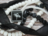 Black & White - Bead Collection (C1012)