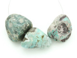 Large Turquoise Focal Beads 17-34mm (TUR1227)