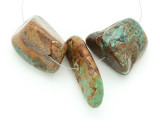 Large Turquoise Focal Beads 11-47mm (TUR1249)