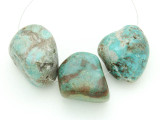 Large Turquoise Focal Beads 21-34mm (TUR1270)