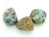 Large Turquoise Focal Beads 16-40mm (TUR1271)