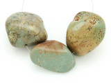 Large Turquoise Focal Beads 18-38mm (TUR1287)