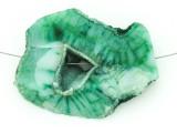 Green Druzy Agate Pendant 47mm (GSP1475)