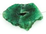 Green Druzy Agate Pendant 53mm (GSP1477)