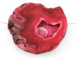 Pink Druzy Agate Pendant 54mm (GSP1499)