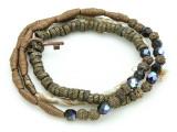 Yoruba Necklace - Nigeria (RF790)