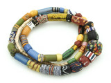 Old Assorted African Trade Beads (RF792)