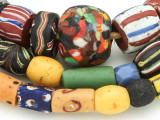 Old Assorted African Trade Beads (RF794)