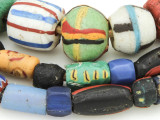 Old Assorted African Trade Beads (RF797)