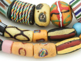Old Assorted African Trade Beads (RF798)