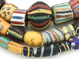Old Assorted African Trade Beads (RF799)