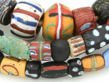 Old Assorted African Trade Beads (RF800)
