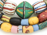 Old Assorted African Trade Beads (RF802)