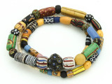 Old Assorted African Trade Beads (RF803)