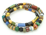 Old Assorted African Trade Beads (RF804)