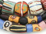 Old Assorted African Trade Beads (RF805)