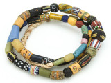 Old Assorted African Trade Beads (RF809)