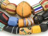 Old Assorted African Trade Beads (RF812)