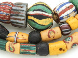 Old Assorted African Trade Beads (RF813)