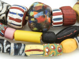 Old Assorted African Trade Beads (RF814)