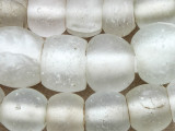Old Clear Dutch Dogon Glass Trade Beads - Mali  (RF825)