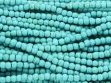Turquoise Magnesite Round Gemstone Beads 3mm (GS4033)