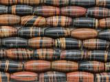 Koroit Barrel Gemstone Beads 16mm (GS4049)