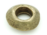 Ethiopian Brass Ring - Amulet 35mm (ER283)