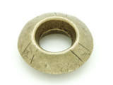 Ethiopian Brass Ring - Amulet 35mm (ER311)