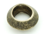 Ethiopian Brass Ring - Amulet 33mm (ER345)