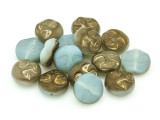 Czech Glass Beads 13mm (CZ1044)