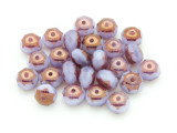 Czech Glass Beads 8mm (CZ1087)
