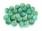 Czech Glass Beads 8mm (CZ1096)