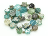Ancient Afghan Roman Glass Beads (AF1513)