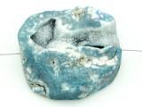 Blue Druzy Agate Pendant 45mm (GSP1644)