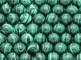 Malachite Round Gemstone Beads 10mm (GS4144)