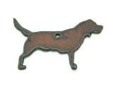 Beagle - Rustic Iron Pendant (IR189)