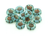 Czech Glass Beads 12mm (CZ1154)