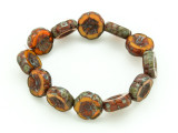 Czech Glass Beads 12mm (CZ1157)