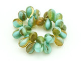Czech Glass Beads 9mm (CZ1195)