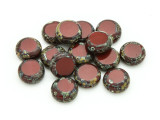 Czech Glass Beads 11mm (CZ1208)