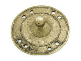 Old Brass Medallion 58mm - Ethiopia (ME446)