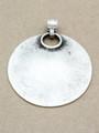 Circle Metal Pendant 70mm (AP1910)