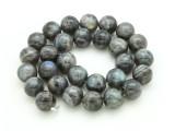 Labradorite Round Gemstone Beads 14mm (GS4231)