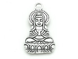 Shiva - Pewter Pendant 33mm (PW909)