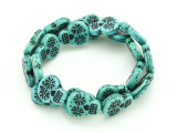 Czech Glass Beads 19mm (CZ1223)